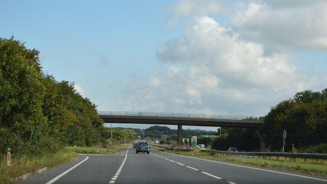 Stoke Road Bridge, A303