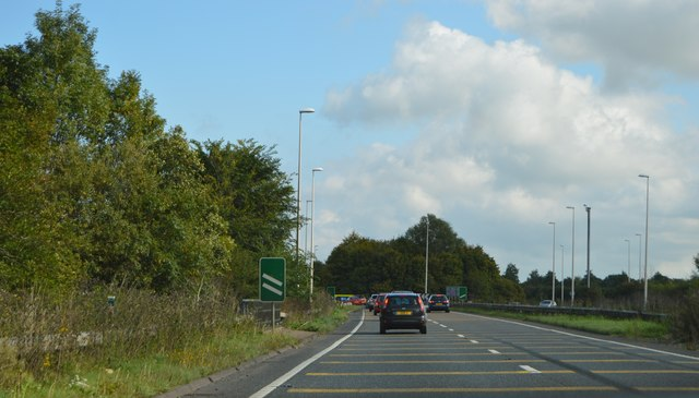 A303 near Cartgate