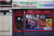 TF3243 : Julia Polish Shop, Boston by Stephen McKay