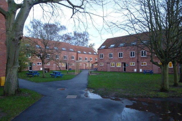 St. Laurence Court houses