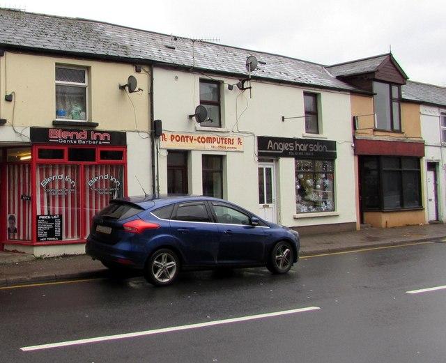 Blend Inn in Pontnewynydd