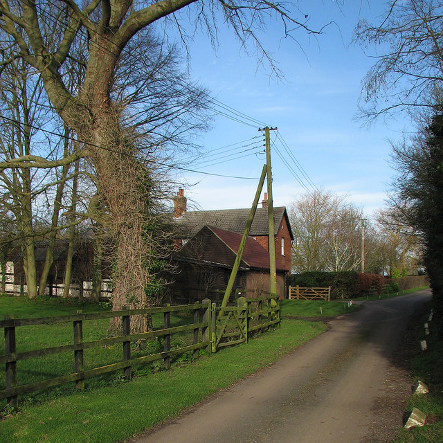Longstowe: Bellams Farm