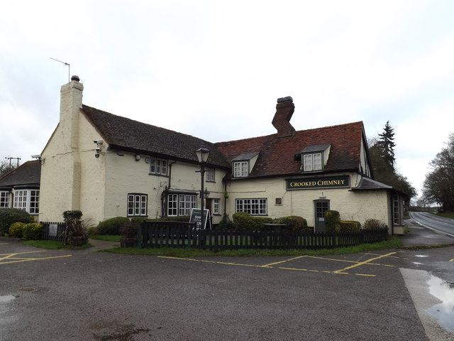 The Crooked Chimney Public House