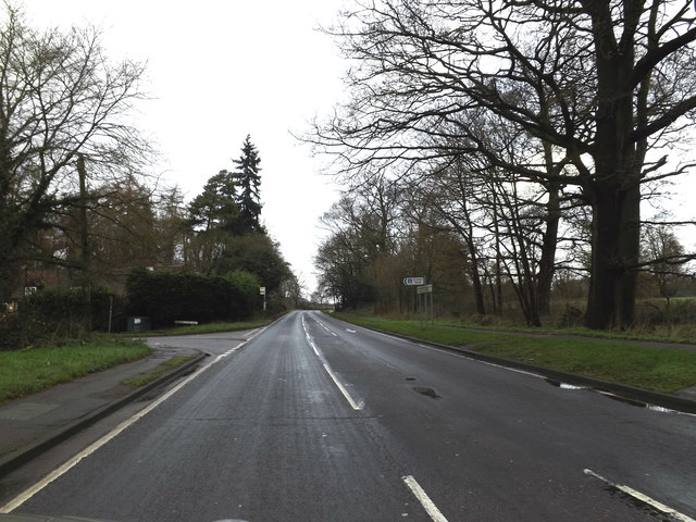 B653 Marford Road, Crome Hyde, Lemsford