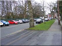 SO9098 : Park Road West Scene by Gordon Griffiths