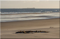 NU1437 : Ross Back Sands by Ian Capper