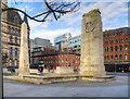 SJ8398 : Manchester War Memorials by David Dixon