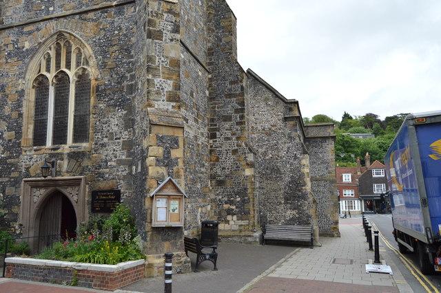 Church of St Thomas a Becket