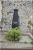 TQ4210 : Water pump, Cliffe High St by N Chadwick