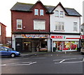 ST3388 : Beechwood Grill and a Spar store, Chepstow Road, Newport by Jaggery