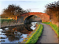 SD7908 : Bridge#19, Manchester, Bolton and Bury Canal by David Dixon