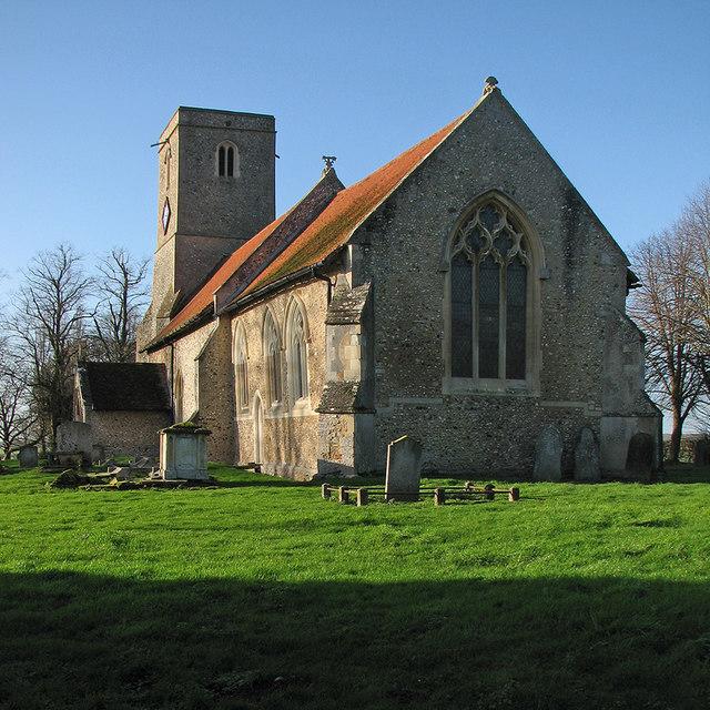 West Wickham: St Mary