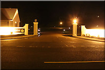 NS2006 : Entrance to Trump Turnberry Hotel by Billy McCrorie