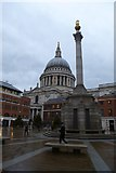TQ3181 : Paternoster Square by DS Pugh