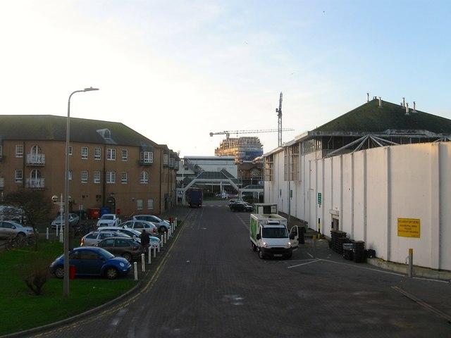 ASDA Service Road, Brighton Marina