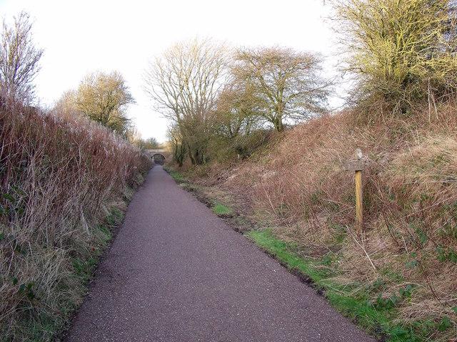 Milepost and Blakemoor Siding