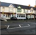 ST3388 : Oriental Garden, Chepstow Road, Newport by Jaggery