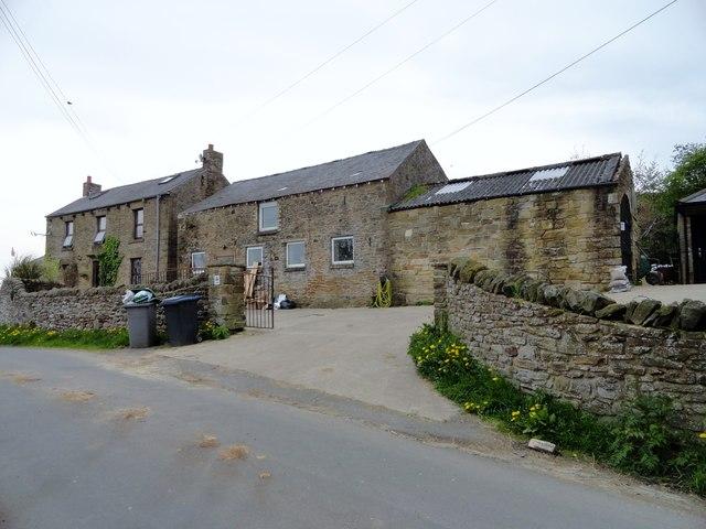 Copwell House Farm, Stoney Heap