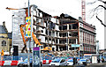 J3374 : The Orpheus Building (demolition), Belfast - December 2015(6) by Albert Bridge