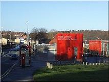 SE3034 : Little London Community Centre, Leeds by Stephen Craven
