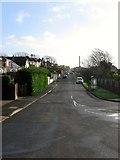 TQ3503 : Ainsworth Avenue, Ovingdean by Simon Carey