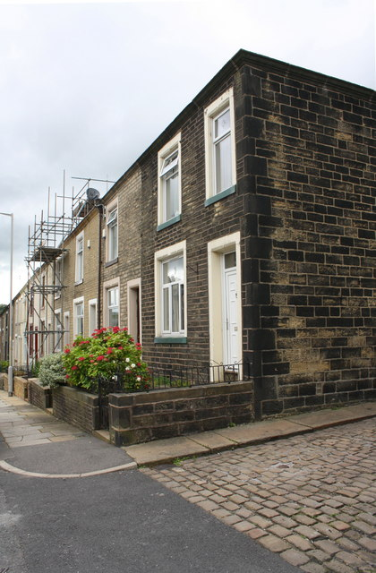 Houses on Queen Street