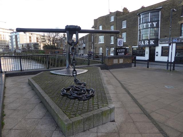 Anchor Iron Wharf