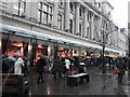 NZ2464 : Christmas shoppers, Northumberland Street, Newcastle upon Tyne by Graham Robson