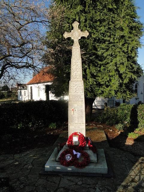Wroxham War Memorial