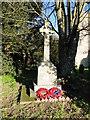 TG3014 : Salhouse War Memorial by Adrian S Pye