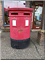 TL1413 : Southdown Road Post Office Postbox by Adrian Cable