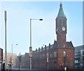 J3473 : Mist at the Gasworks, Belfast - December 2015(1) by Albert Bridge