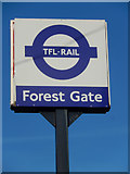 TQ4085 : TFL Rail Forest Gate by Stephen McKay