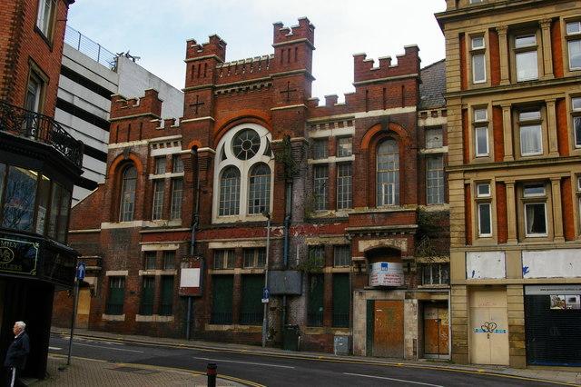 c68453a513 Sheffield: former Salvation Army... © Christopher Hilton cc-by-sa ...