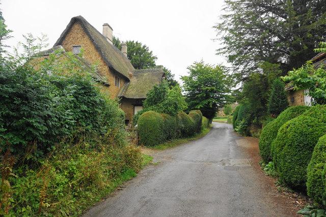 Brook Road, Great Tew