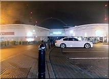 TQ1986 : Stadium Retail Park, Wembley by David Howard