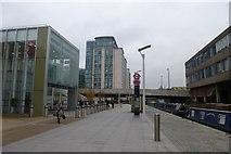 TQ2681 : Paddington Station entrance by DS Pugh