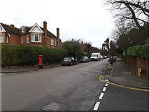 TL1314 : Salisbury Avenue, Harpenden by Adrian Cable