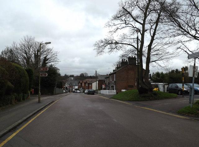 Amenbury Lane, Harpenden