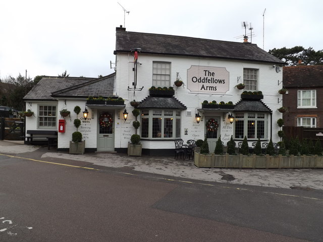 The Oddfellows Arms Public House, Harpenden
