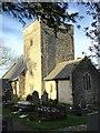 SS9674 : St.Tydfil's Church, Llysworney by Alan Hughes