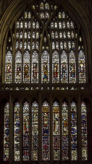 East Window, Beverley Minster