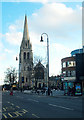 TQ2889 : Church of St James,Muswell Hill by Julian Osley