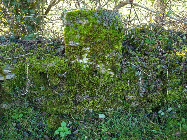 Milestone(?), Thames and Severn Canal