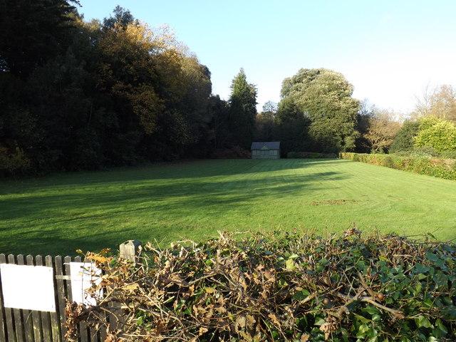 Bowling Green in Christchurch Park