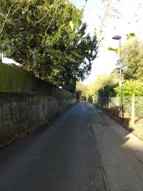Bridle Way, Ipswich