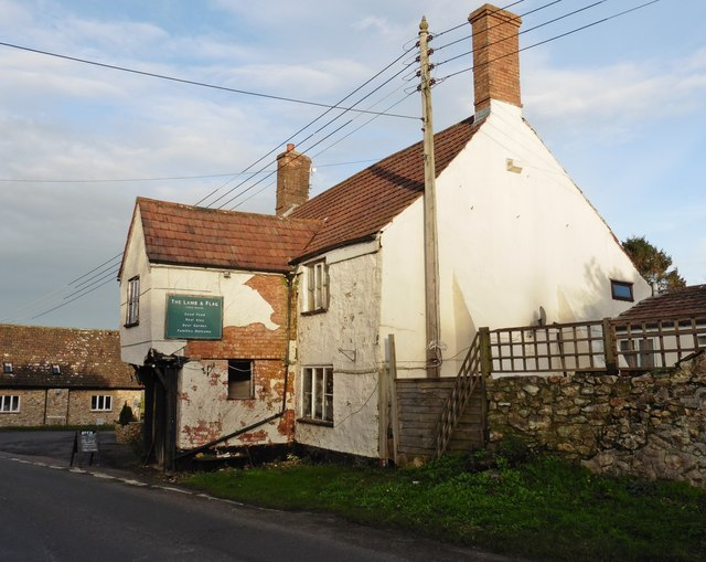 The Lamb and Flag, Blagdon Hill