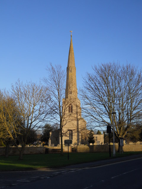 St. Benedict's Church, Glinton