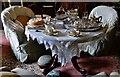 SX0863 : Lanhydrock House: The boudoir by Michael Garlick