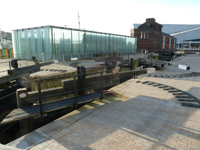 Liverpool Link Canal, Lock 6